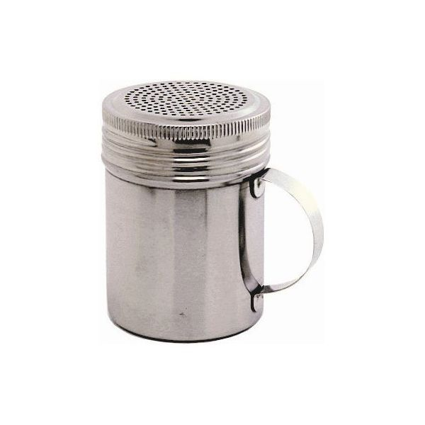 GenWare Stainless Steel Screw Handled Shaker with Screw Top 30cl/10oz