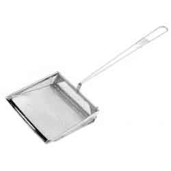 Square Stainless Steel Skimmer 80 Mesh